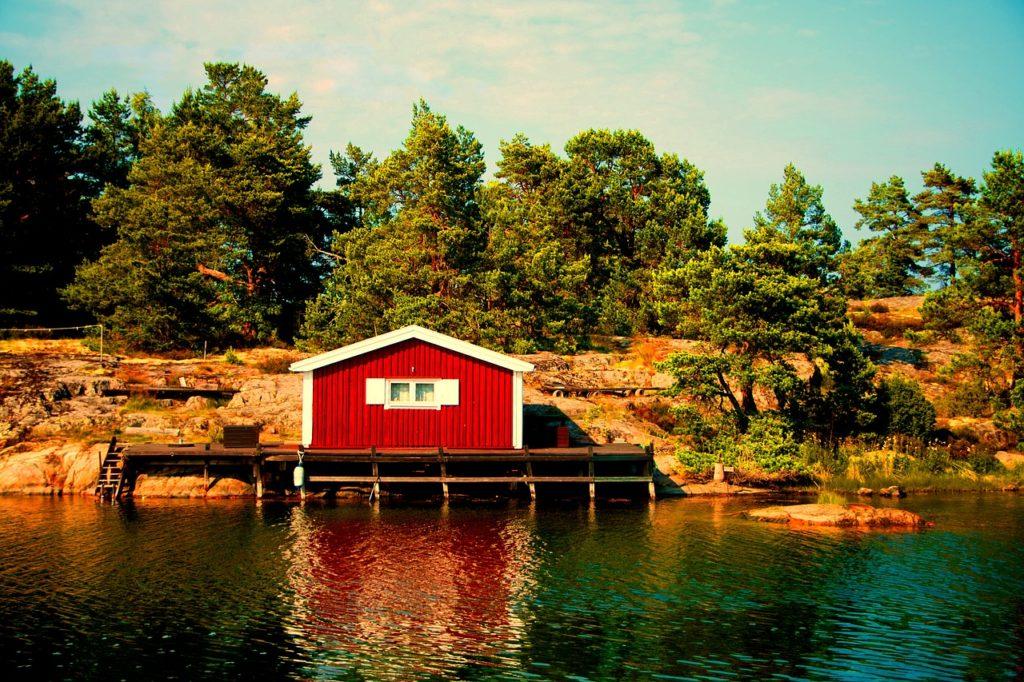 Ostseeurlaub in Schweden