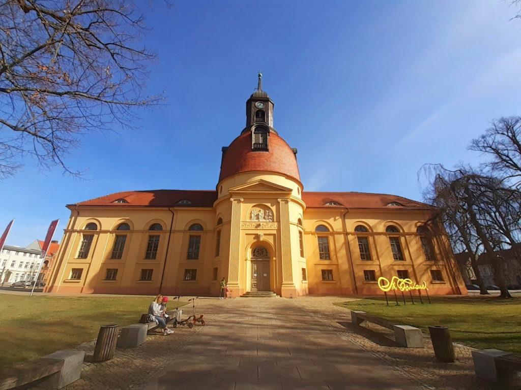Pfarrkirche in Neuruppin
