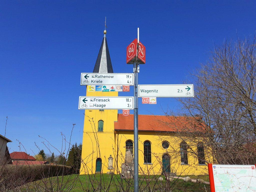 Kirche in Schlenzke