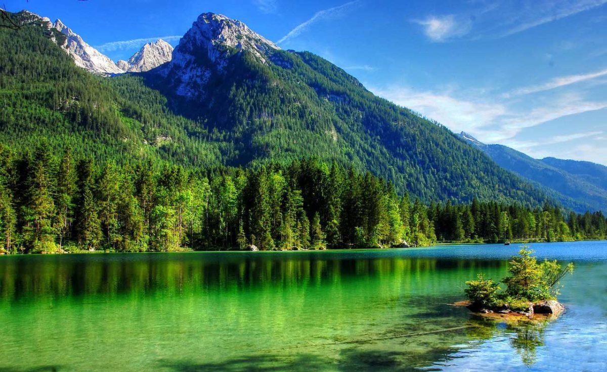Berchtesgadener Land: die Top 3 Wanderungen