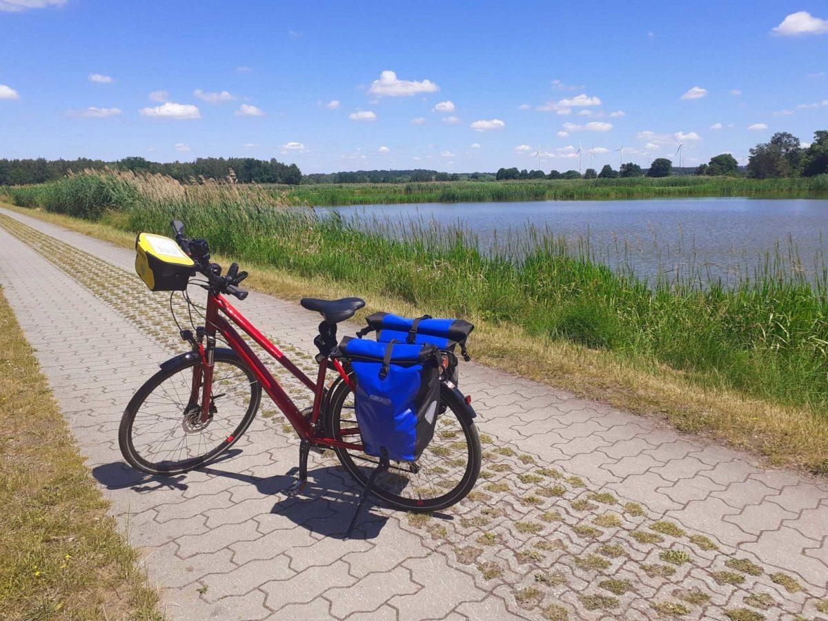 Berlin-Usedom-Radweg: Auf zwei Rädern an die Ostsee