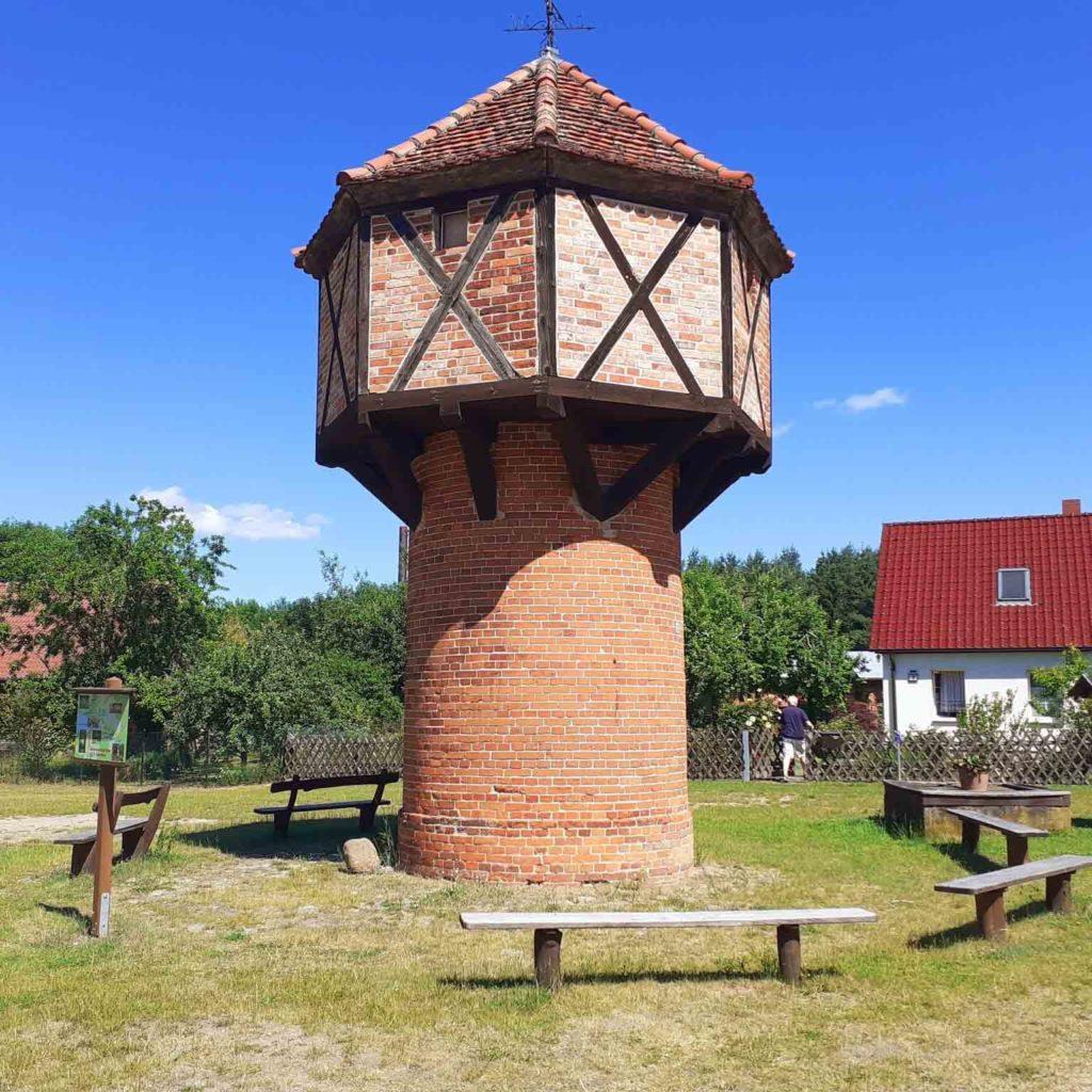 Taubenturm Glambeck