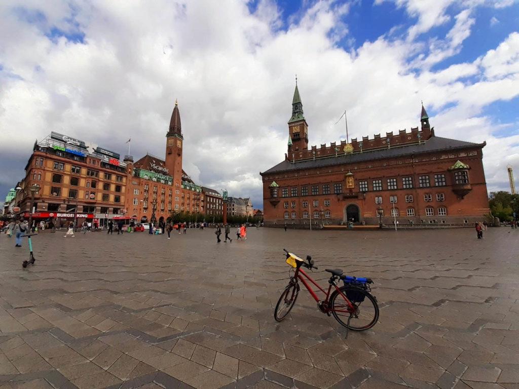 Mit dem Fahrrad nach Kopenhagen