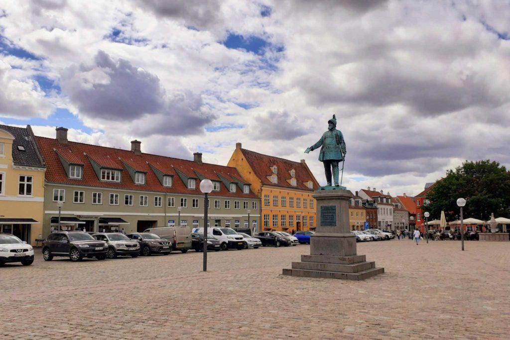 Marktplatz von Køge