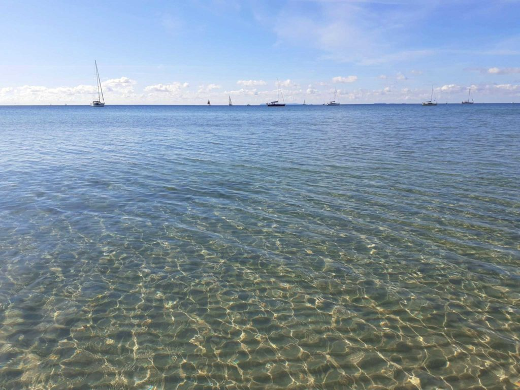 Dänische Ostsee