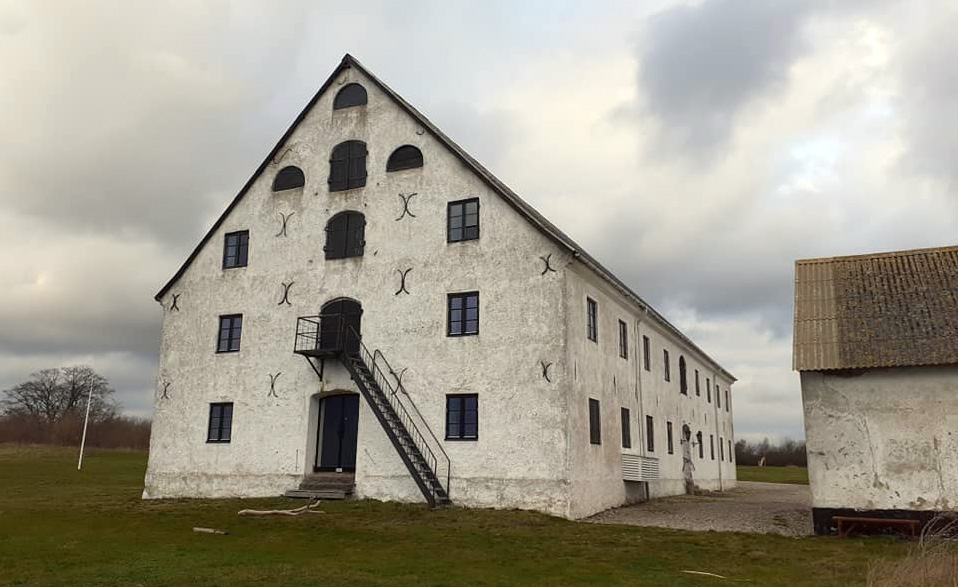 Kaufmannshaus in Smygehuk