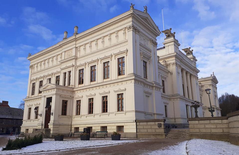 Lund: malerische Universitätsstadt bei Malmö