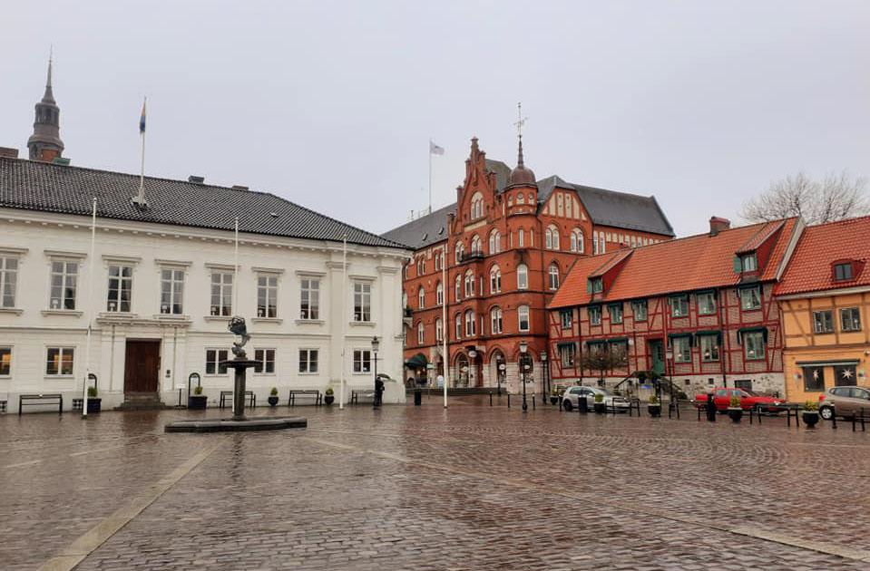 Ystads Marktplatz