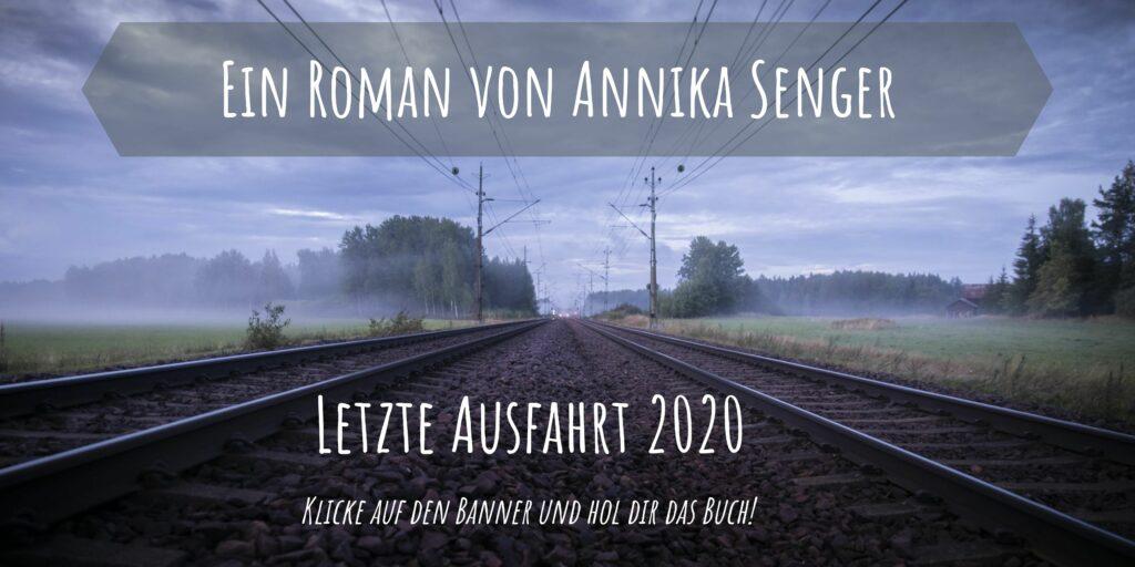 Letzte Ausfahrt 2020 Annika Senger