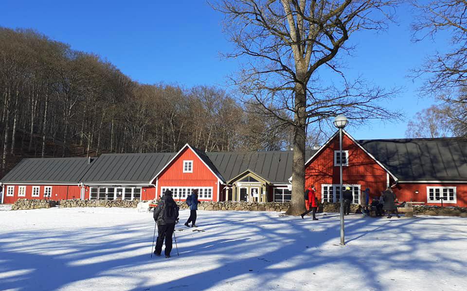 Wandern in Südschweden: Natur pur im Winter