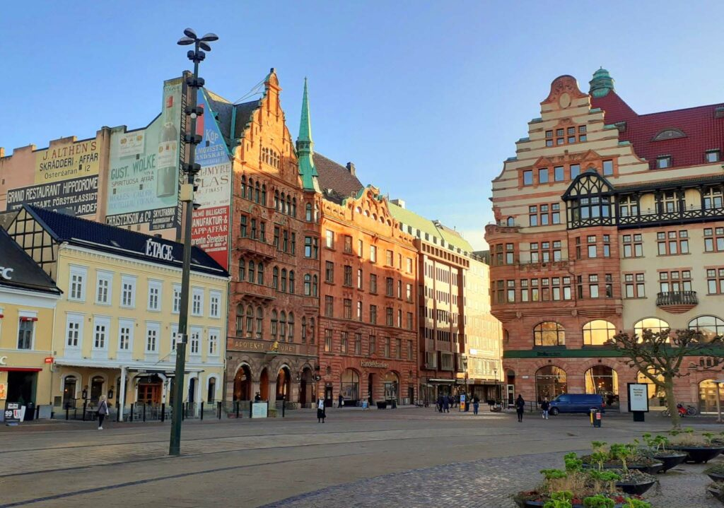 Stortorget in Malmö