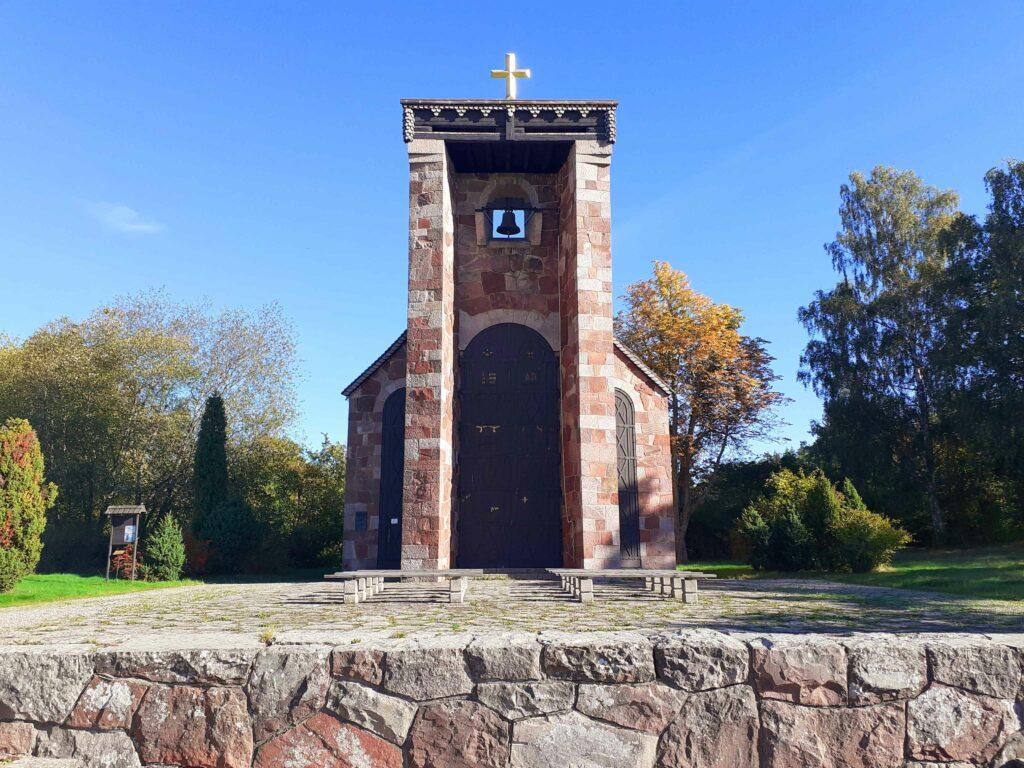 Ansgar-Kapelle auf Björkö
