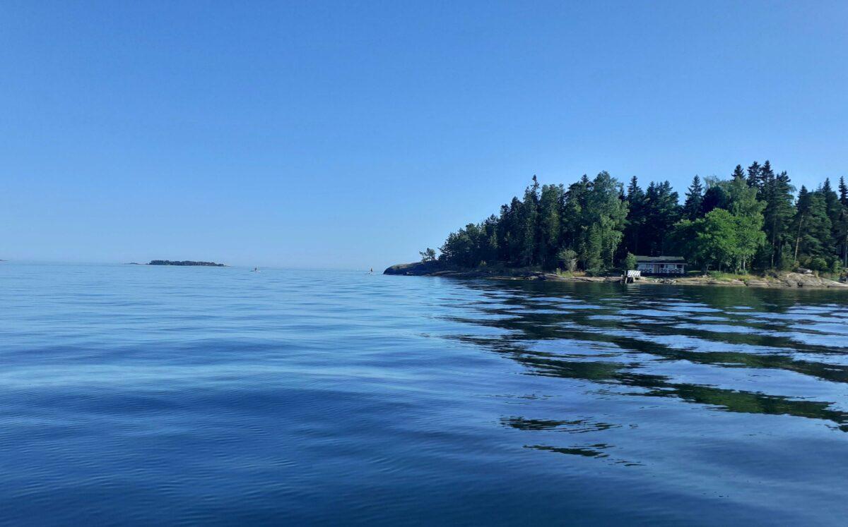 Suvisaaristo: Per Boot ins Archipel von Espoo